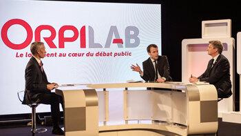 Emmanuel Macron dévoile cinq mesures pour l'immobilier - © D.R.