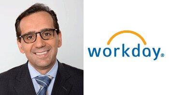 """""""L'intérêt des professionnels RH français pour Workday grandit"""", Chano Fernandez, Workday - D.R."""