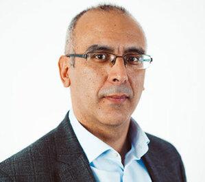Sami Attaoui est professeur de finance et responsable du département finance de Neoma. - © D.R.