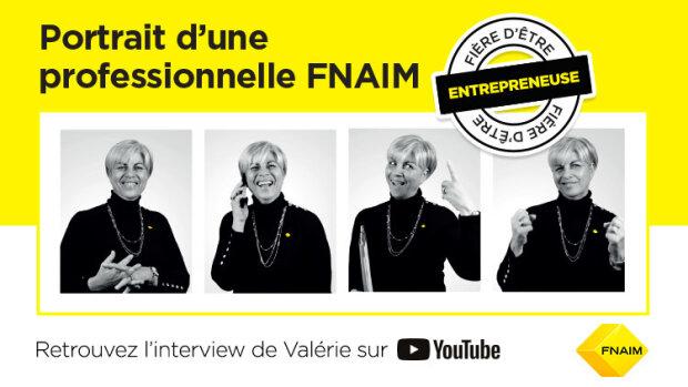 Fier d'être entrepreneur: Valérie Gschwind-Buttner - © D.R.