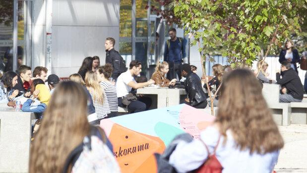 «L'expérience étudiante a comme double objectif la réussite et l'épanouissement.» - © CPU - Université de Franche-Comté