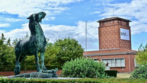 École nationale vétérinaire de Toulouse - © ENVT - © ENVT