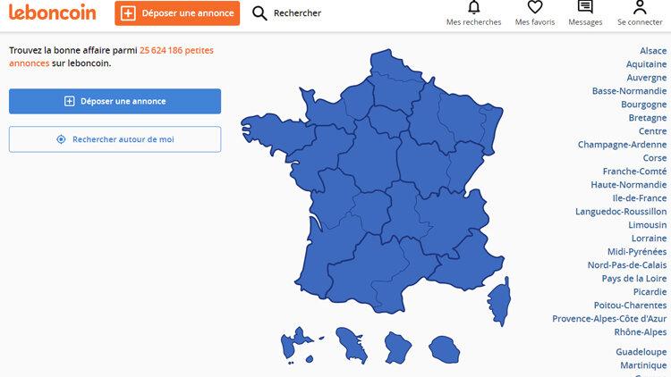 "LeBonCoin lance enfin son ""alerte email"" - D.R."