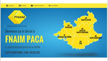 La FNAIM PACA dévoile son nouvel écosystème numérique - D.R.