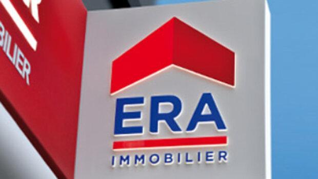 Le réseau ERA Immobilier arbore un nouveau logo - © D.R.