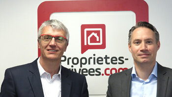 Proprietes-privees.com: un passage de témoin en douceur entre Sylvain Casters et Michel Le Bras - © D.R.