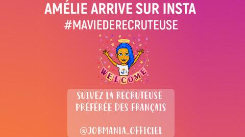 Instagram, le nouveau canal de recrutement de Jobmania - D.R.