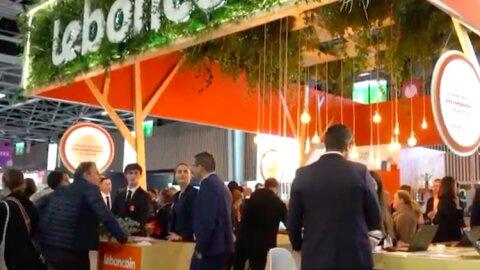 Vidéo - 9000 visiteurs créent l'émulation au salon RENT! - DR
