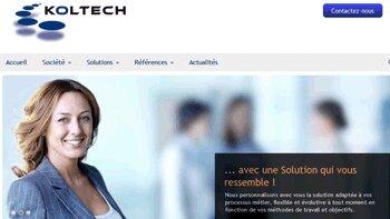 Koltech fusionne une solution de recrutement et un CRM - D.R.