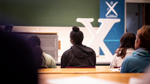 École Polytechnique © Jeremy Barande - © École polytechnique - J.Barande