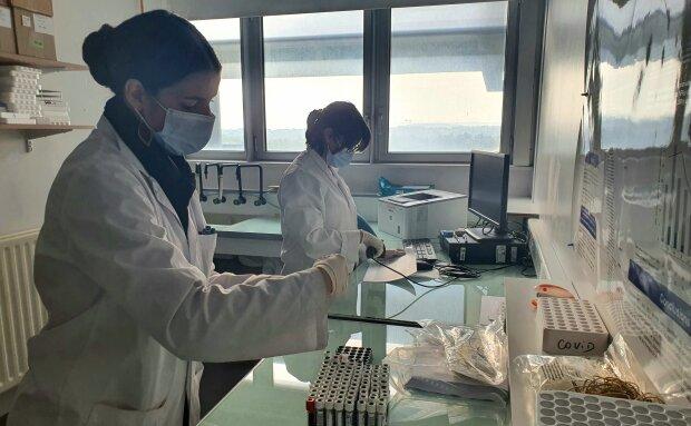 Le centre d'analyses PCR de l'Urca ne cesse de monter en puissance depuis le premier confinement. - © Marine Dessaux