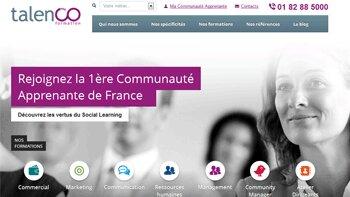 Le social learning au cœur des formations de TalenCo - D.R.