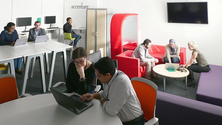 Accenture s'appuie sur les neurosciences pour recruter - D.R.