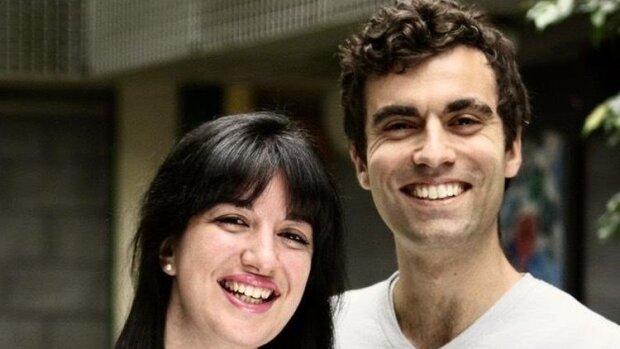 Emilie Korchia et Frédéric Voyer, cofondateurs de My Job Glasses - © D.R.