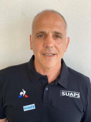 Patrick Maupu est le directeur du Suaps de l'Université Paris-Saclay. - © Université Paris-Saclay