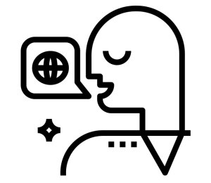Les lecteurs assurent un service annuel de 300 heures de TP et de 100 h de TD - © Becris / the Noun Project