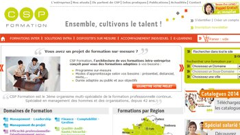 CSP Formation propose un nouveau système d'évaluation de ses formations