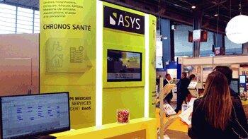 Asys conforte sa position sur le marché de la planification - © D.R.