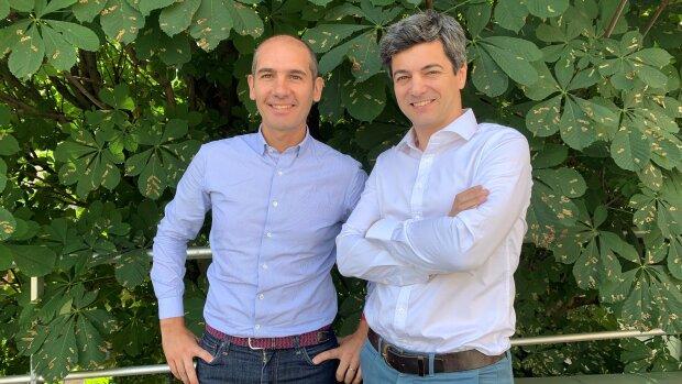 David Cardoso et Guillaume de Pelet, co-fondateurs d'Equnimo - © D.R.