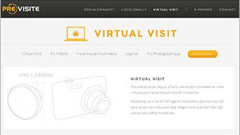 Créer une visite virtuelle avec son smartphone - D.R.
