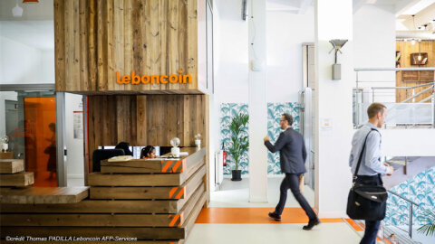 leboncoin concurrence les plateformes de location de courte durée - DR