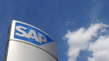 Les revenus cloud de SAP décollent - D.R.