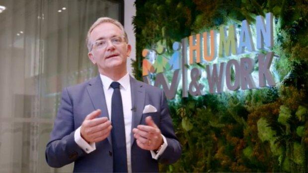 David Mahé, président et fondateur Human & Work - © D.R.