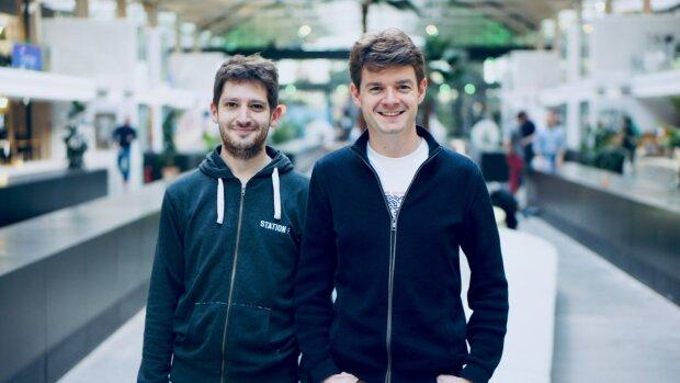 Pierrick Thébault et Geoffrey Kazmierczak, co-fondateur de Citima - © D.R.