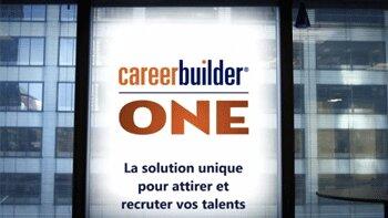 """""""CareerBuilder1 a pour principal objectif de simplifier la vie des recruteurs"""", Ludivine Tabart, Car - D.R."""
