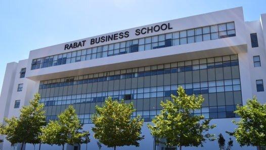 Rabat Business School dirigée par Olivier Aptel a décroché l'accréditation AACSB pour cinq ans. - © Rabat Business school