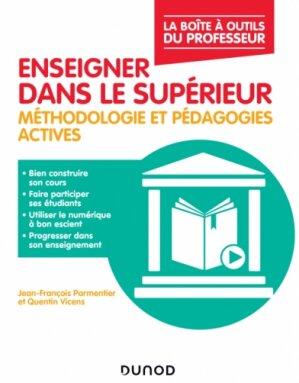 «Enseigner dans le supérieur» de Jean-François Parmentier et Quentin Vicens - © Jean-François Parmentier et Quentin Vicens
