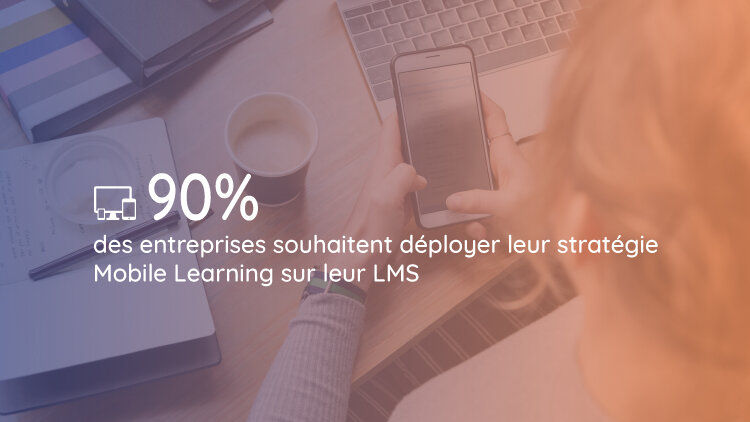 De l'e-learning au mobile learning - D.R.