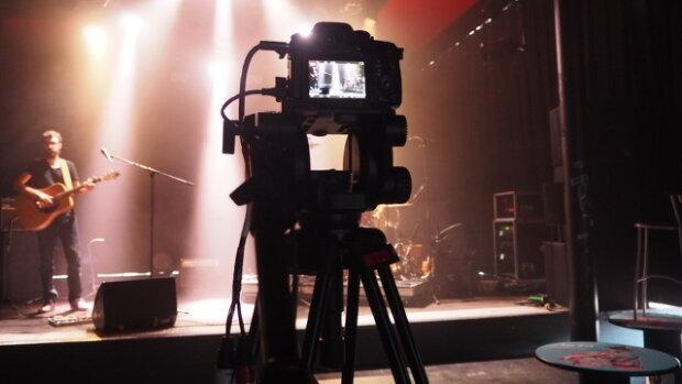 Un concert de Logar en cours de captation au Fil. - © Le Fil