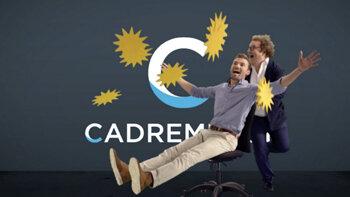Cadremploi insuffle de l'optimisme dans sa nouvelle campagne - D.R.