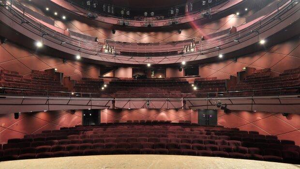 Le Théâtre National de Strasbourg (Bas-Rhin) où Jean-Jacques Monier est directeur technique. - © Jean Louis Fernandez