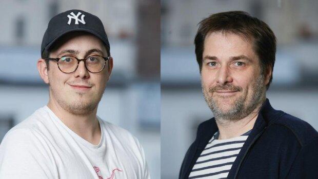 Alexandre Robert et Lénaïc Boucher, cofondateurs de Kokoon - © D.R.