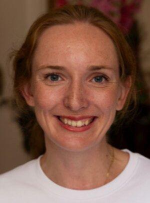 Aude Guéneau, fondatrice de Plume qui a levé 350 000 euros.