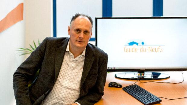 3 questions à Jean-Claude Callens, cofondateur du Guide-du-Neuf.fr - © D.R.