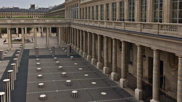 Le Ministère de la Culture, rue de Valois (Paris 1<sup>e</sup>) - © MG/NT