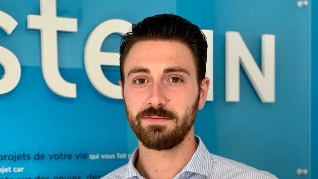 Romain Odano, responsable du développement chez Nestenn