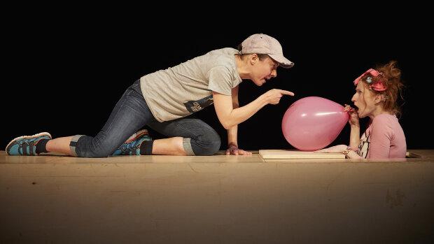 Le spectacle jeune public «J'ai trop peur» de David Lescot. - © Christophe Raynaud de Lage