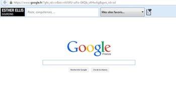 Esther Ellis lance un outil facilitant le sourcing de CV dans Google - D.R.