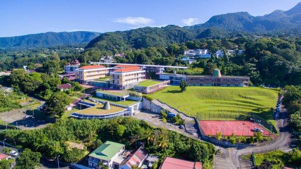 La rentrée de l'Université des Antilles s'est faite en distanciel. - © Université des Antilles