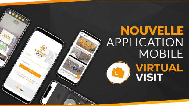 Previsite lance une nouvelle version de son application mobile - © D.R.