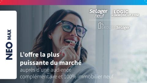 Le Groupe SeLoger lance la Gamme NEO, dédiée aux promoteurs -