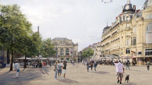 Saint-Jean-de-Védas est limitrophe avec Montpellier. - © Mairie de Montpellier
