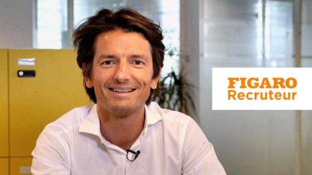 Pierre Antebi, Directeur Business Marketing Figaro Recruteur - © D.R.