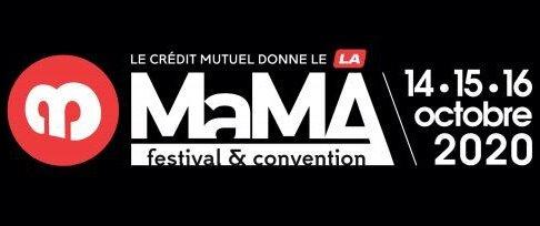 MaMA Convention: la programmation 2020
