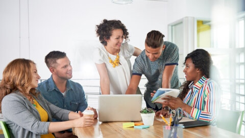 Livre blanc: Le digital, levier de l'engagement collaborateur - D.R.