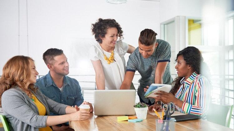 Livre blanc : Le digital, levier de l'engagement collaborateur - D.R.